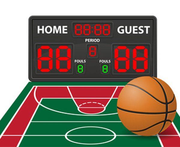 מה הדבר הראשון שעושים כשנכנסים למגרש כדורסל?